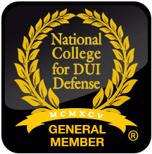 NCDD National College for DUI Defense: Chad F Bank