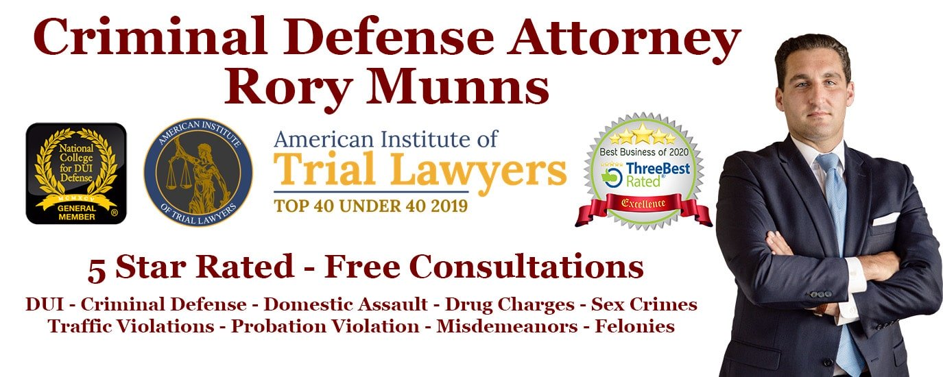 Fall River Criminal Defense Attorney Rory Munns Fall River DUI Lawyer Mass DUI Lawyer Banner Edited For Website